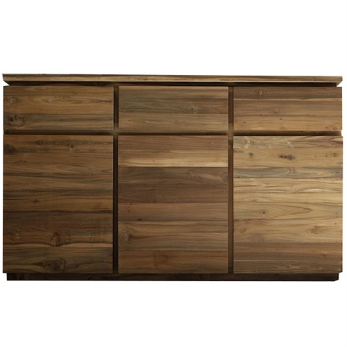 20141017 b123 buffet i teak 140 x 40 cm h jde 85cm. Black Bedroom Furniture Sets. Home Design Ideas